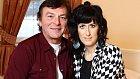 Pavel Trávníček s partnerkou Monikou Fialkovou.