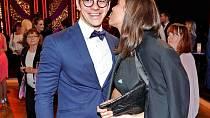 Herec Marek Adamczyk a sportovkyně Eva Samková tvoří pár už přes tři roky.