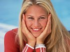 Anna ukončila tenisovou kariéru už v roce 2003.