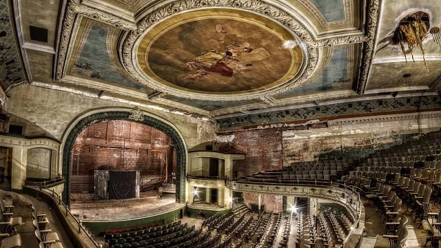 Divadlo v New Bedfordu
