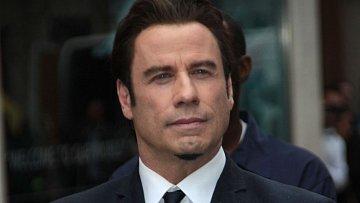 John Travolta je už ve Varech!