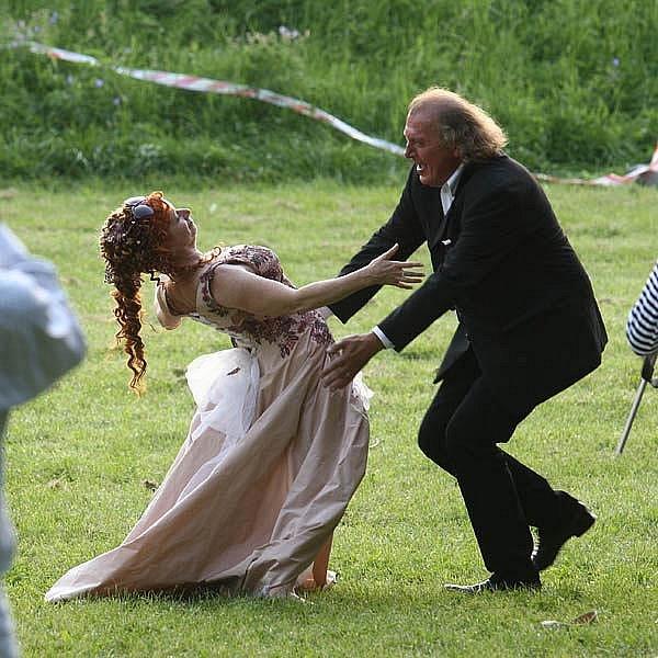 Kristián Kodet vyzval Báru přímo kďábelskému tanci.