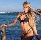 Chodila s brazilským fotbalistou Romáriem a také s modelem Rorym Westermanem.