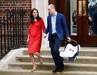 Kate představila světu svého třetího potomka už sedm hodin po porodu.