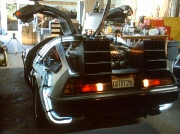 Auto DeLoreane DMC-12chtěl každý.