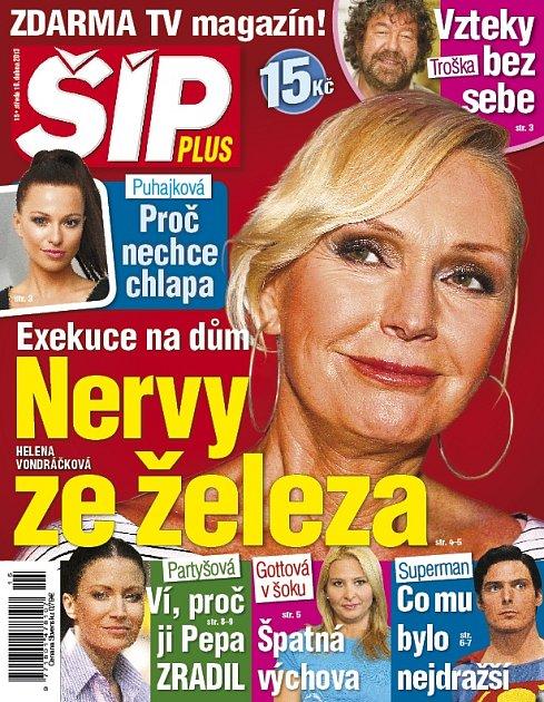 Titulní strana Šípu 9.4.