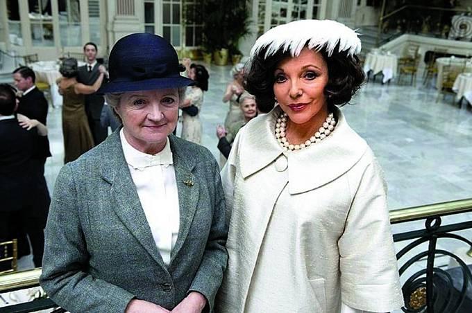Role v televizním filmu Slečna Marplová (2009)