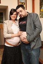 Pavel Novotný s manželkou