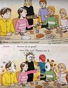 Co udělá malý Karlík s dortem?