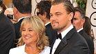 Leonardo diCaprio s maminkou