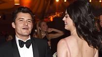Orlando Bloom se s Katy Perry před časem rozešel, pár se dal ale znovu dohromady.