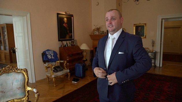 Svatba na první pohled, Radek Stöber