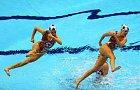 Podivný záběr z vodního póla - sprint ve vodě!
