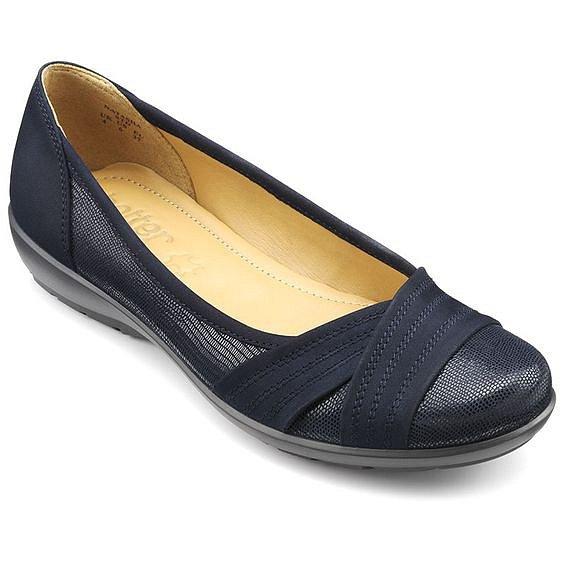 Balerinky jsou jedny z typů bot, které nesmí chybět v žádném botníku.