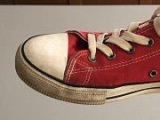 Zbavte své boty nečistot