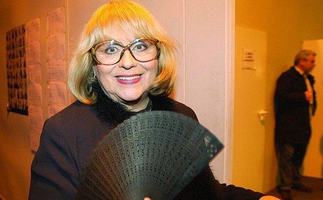 Naďa Urbánková (70)