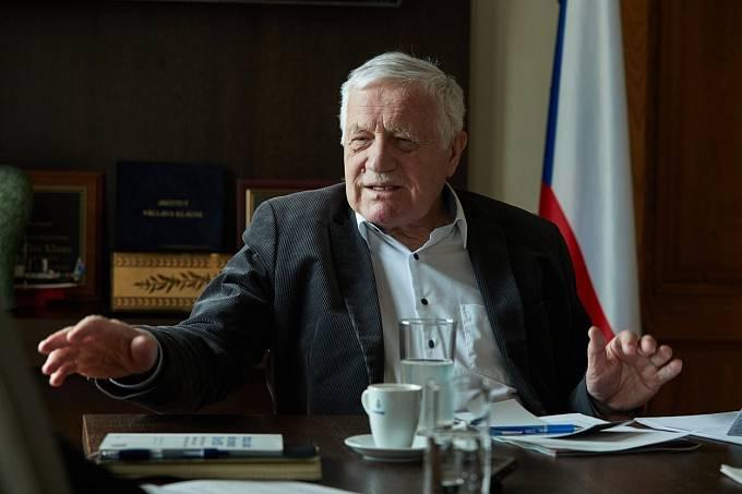 Vrátí se Václav Klaus?