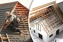 Střecha je jednou z klíčových součástí domu. Její výběr proto nepodceňujte.
