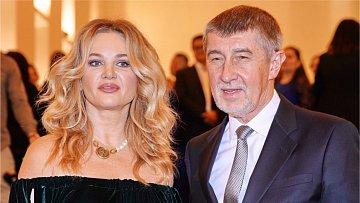 Monika Babišová, Andrej Babiš
