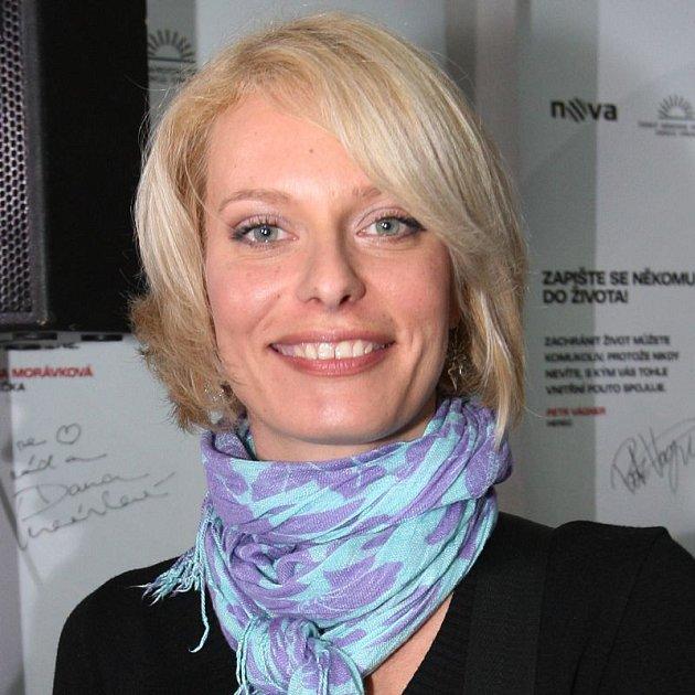 Kristina Kloubková je čerstvou maminkou.