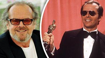 Jack Nicholson už pověsil herectví na hřebík.