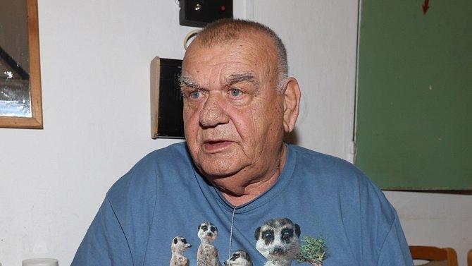 František Nedvěd statečně bojuje s rakovinou plic.