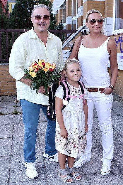 Martin Zounar a Simona Brdičková