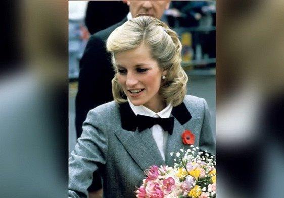 Lady Diana, princezna zWalesu