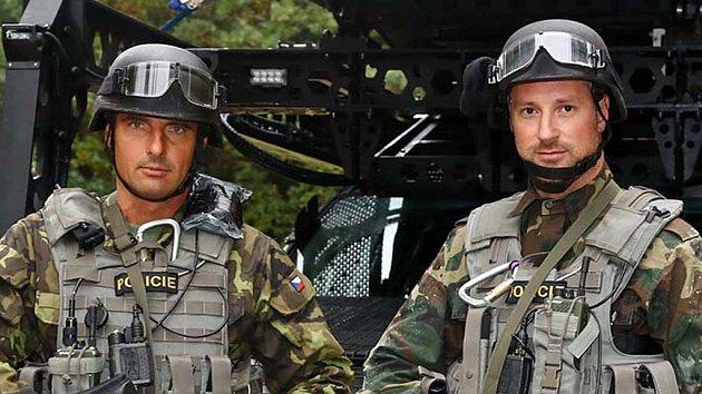 Roman Šebrle i Petr Vágner