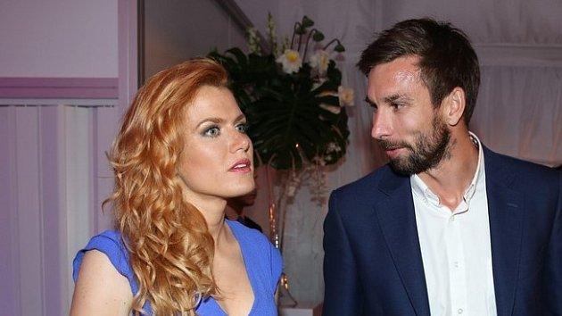 Gabriela a Petr Koukalovi