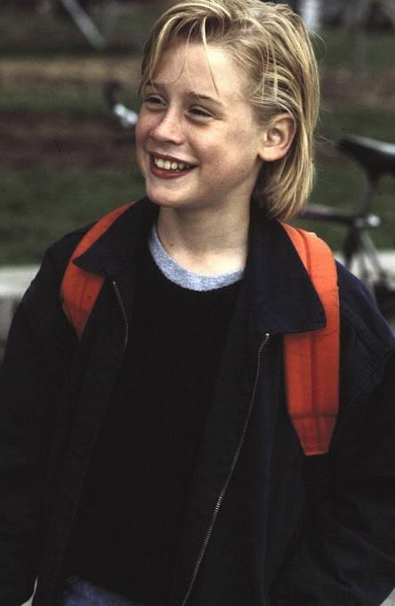 Macaulay Culkin ve filmu Kšefty s tátou, 1994