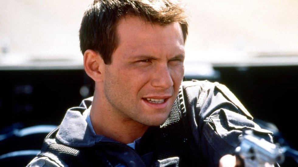 Christian Slater jako akční hrdina