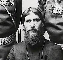 Rasputin na carském dvoře.