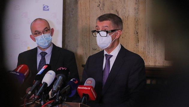 Ministr Jan Blatný Andrej Babiš
