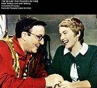 Vkomedii Myš, která řvala (1959) se objevila sPeterem Sellersem.