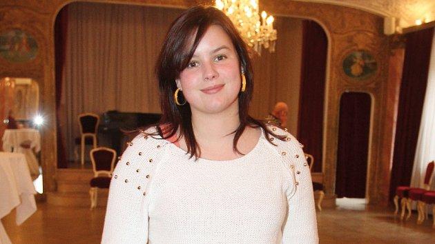 Herečka Patricie Solaříková.
