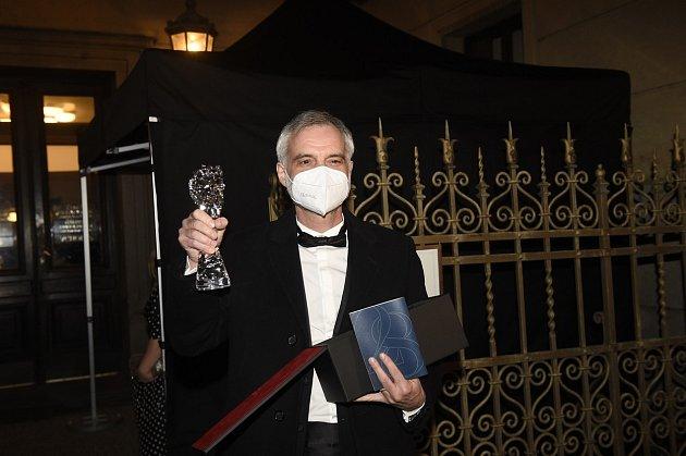 Ivan Trojan získal cenu za svou roli ve filmu Šarlatán.