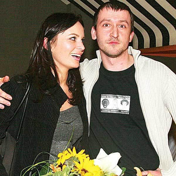Jitka Čvančarová a Martin Hofmann