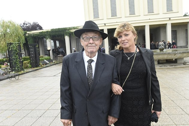 Jan Skopeček pohřeb