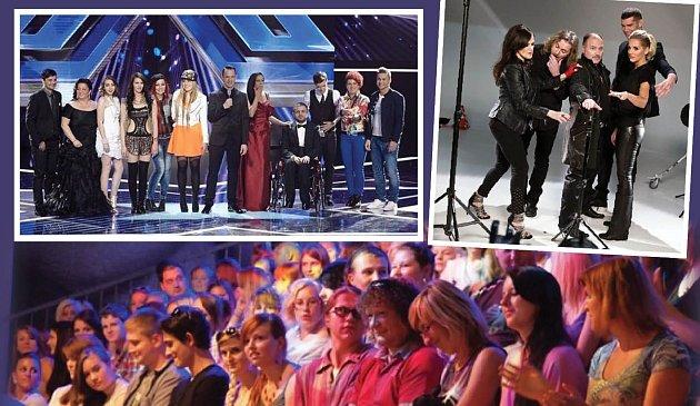 Která show se vám líbí více - X Factor, nebo Hlas?