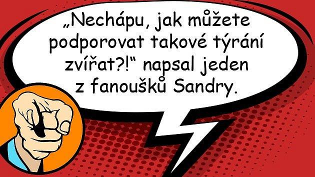 Sandra Nováková a Vojtěch Moravec si na dovolené užívají. Ochráncům zvířat se to nelíbí.