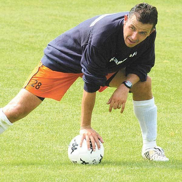 Galásek se těší na svou obnovenou premiéru v české lize.