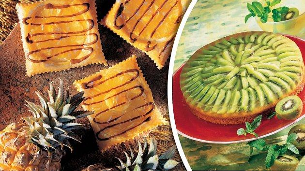 Ananasová psaníčka