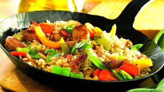 Rýžová pánev