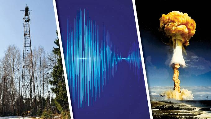 Desítky let rádio nevysílalo nic jiného než pravidelné tóny.  Pak se ale situace dramaticky změnila avéteru se objevily záhadné kódy.