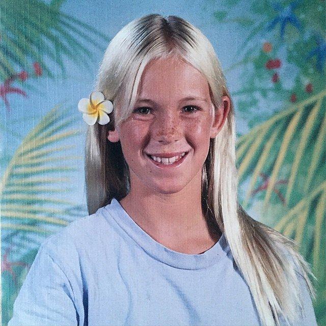 Jako malá byla Bethany roztomilá.