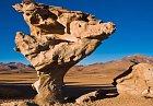 Arbol de Piedra je monolitický kámen, který se nachází v Bolívii. Pozornost budí hlavně proto, že vypadá jako kdyby balancoval.