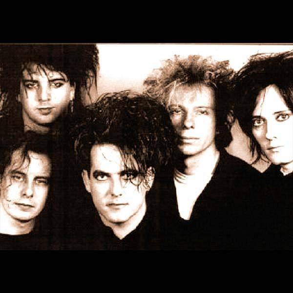 Britská skupina Cure u nás v příštím roce vystoupí už počtvrté.