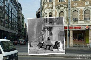 Minulost zasazená do současnosti. Maďarsko.