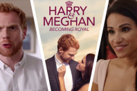 Nový film o lásce vévodů ze Sussexu - Harry and Meghan: Becoming Royal
